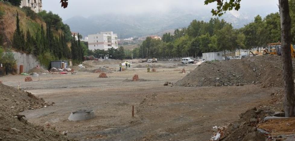 El Ayuntamiento de Marbella asumirá sin subvención el coste del bulevar de Arroyo Primero