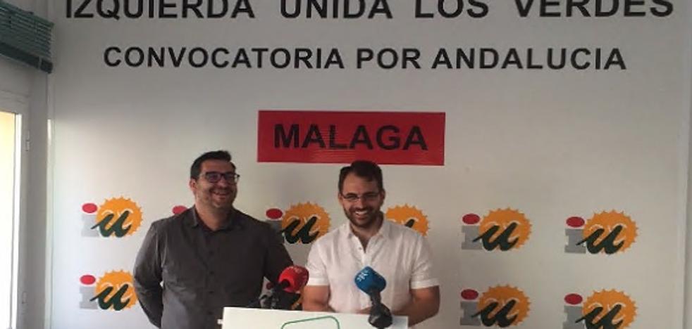 IU elegirá por sorteo al 15% de los delegados a su asamblea en Málaga