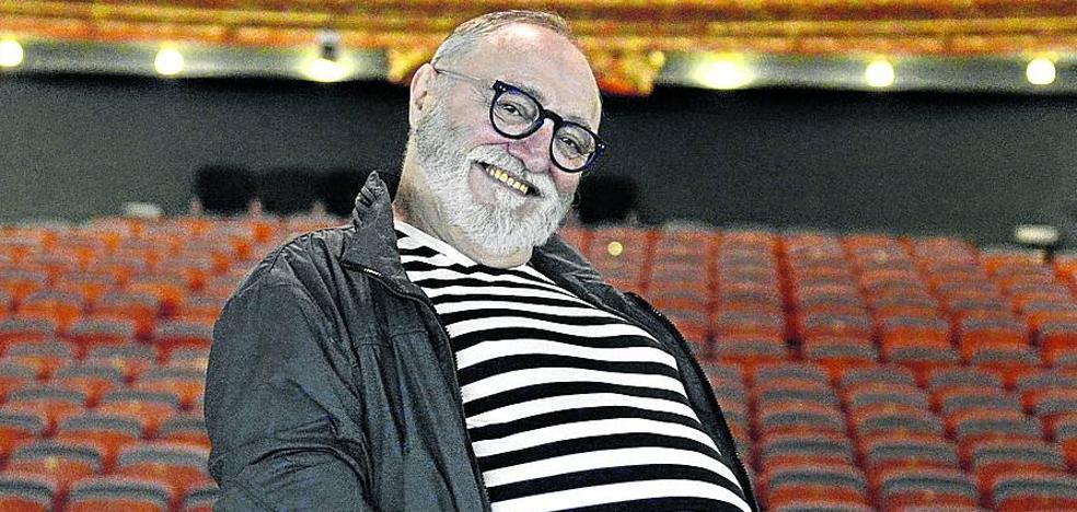 Moncho Borrajo: «No es fácil ser el Pepito Grillo durante 45 años»