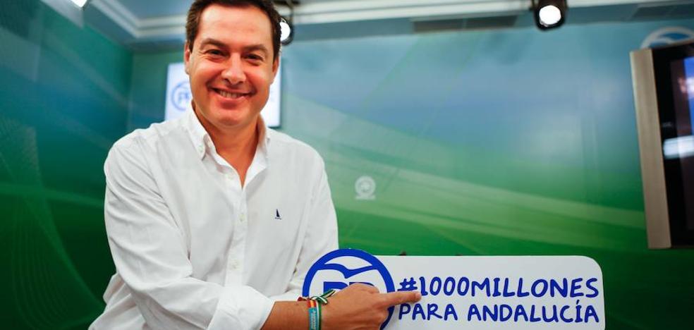 Juanma Moreno tampoco quiere que se suspendan las 35 horas a los funcionarios andaluces