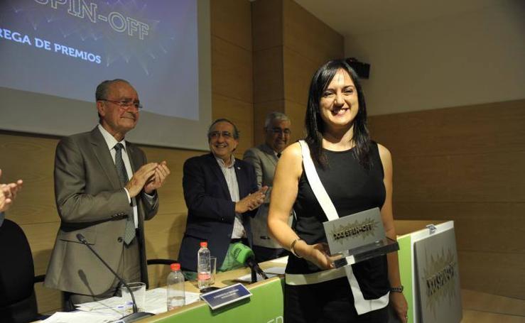 """El proyecto """"Ariia"""" gana el premio más importante del Spin-Off"""