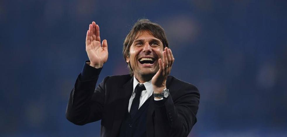 Conte mejora su contrato con el Chelsea