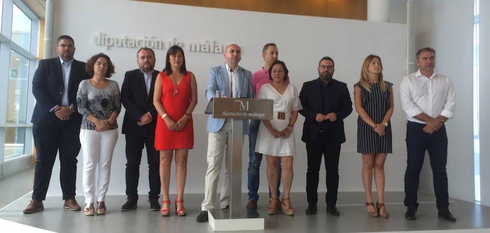 El PSOE sostiene que Málaga ha perdido dos años para el cambio en la Diputación