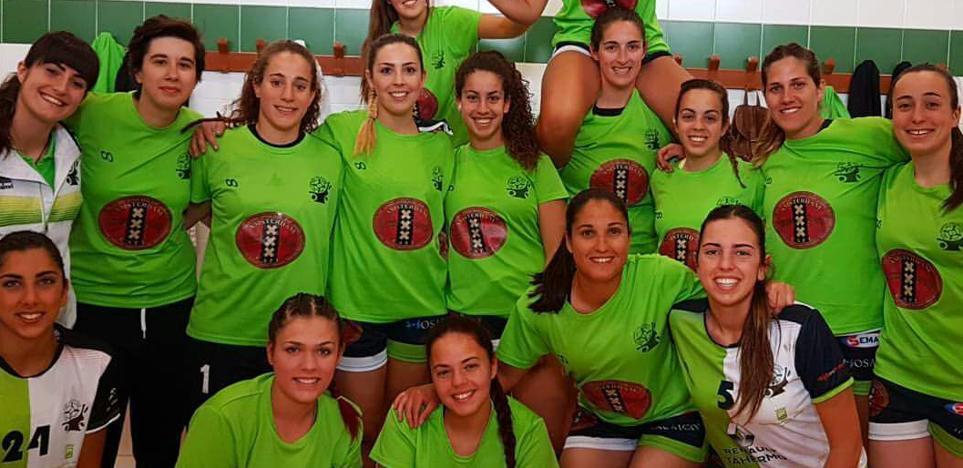 El equipo femenino de balonmano de Los Olivos se retira por problemas económicos
