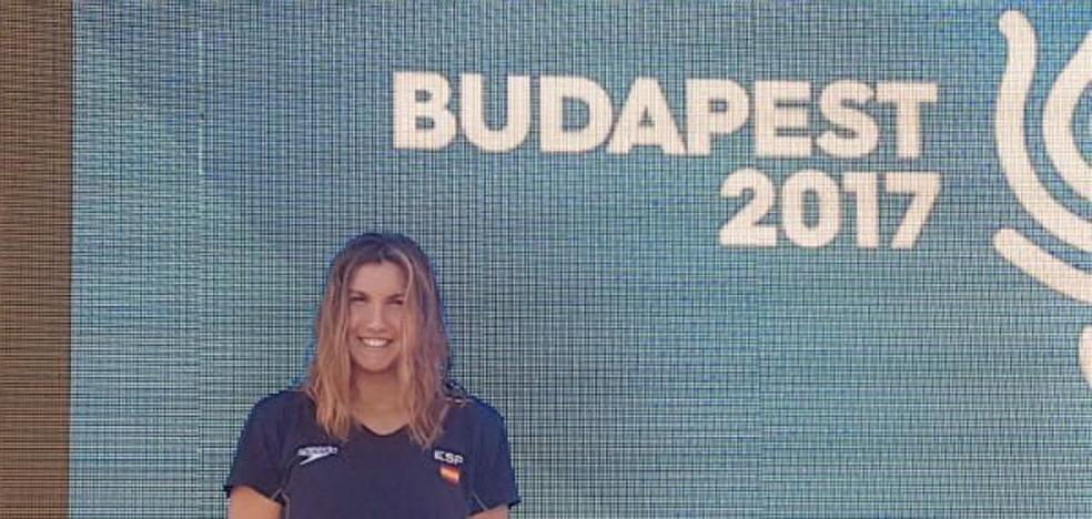 Paula Ruiz, decimotercera en la prueba de cinco kilómetros del Mundial
