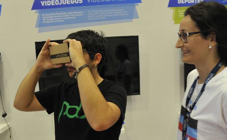 La Realidad Virtual toma forma en el Polo Digital de Málaga