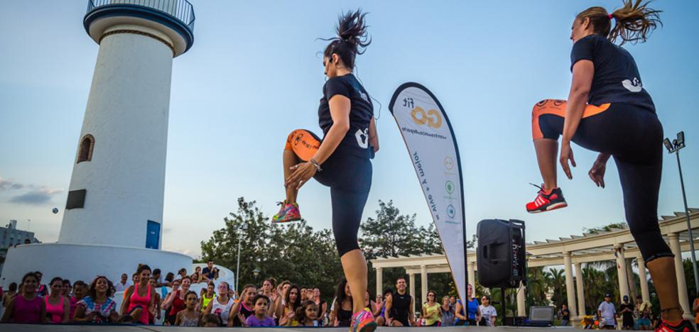 Programa de actividades deportivas del 3 al 6 de agosto en Málaga