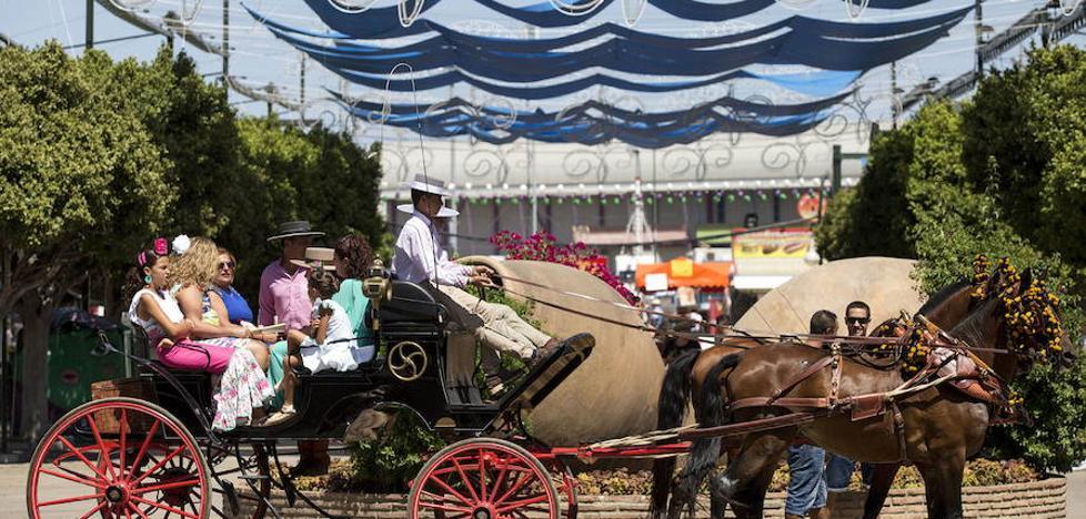 Todo lo que debes saber del Real de la Feria de Málaga