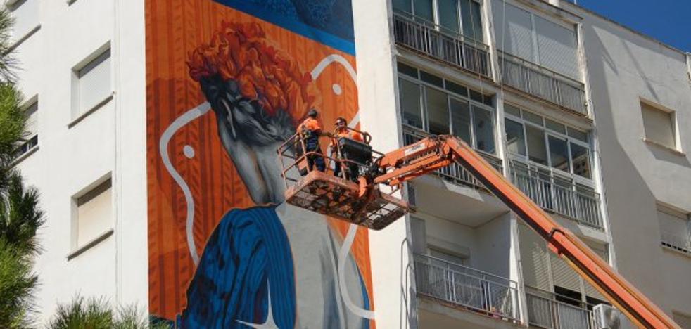 Pintura de altura en Estepona