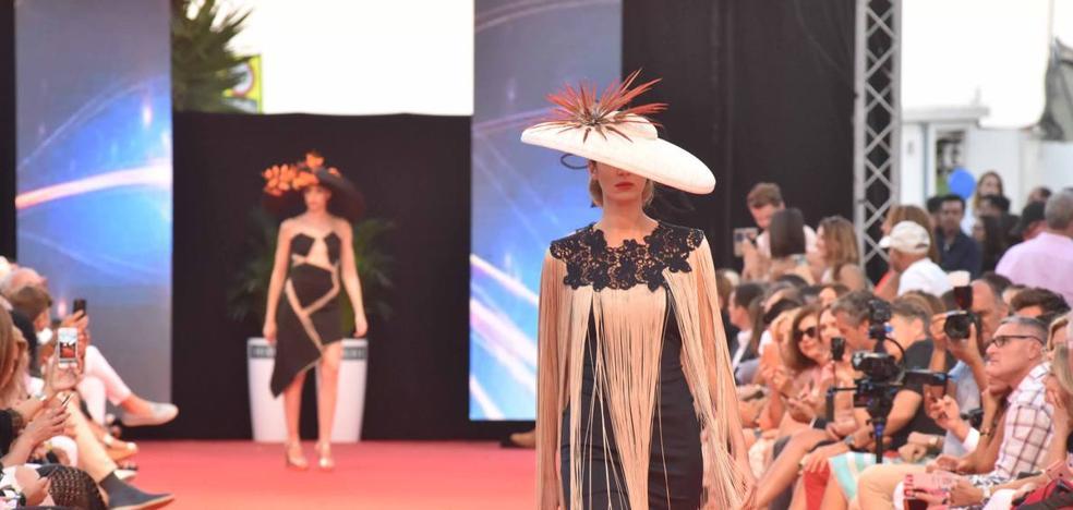 La pasarela Marbella Fashion Week presenta las últimas propuestas de diseñadores internacionales