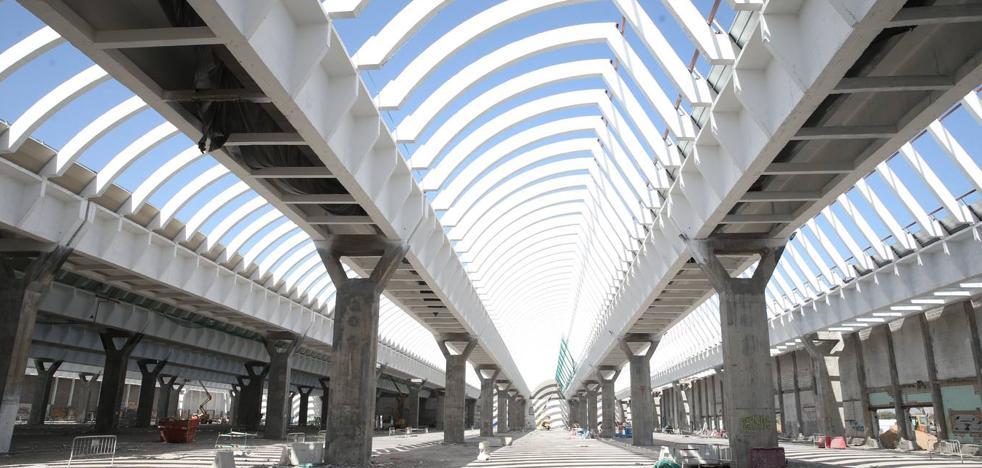 Mayoral recupera Intelhorce, la catedral industrial de Málaga