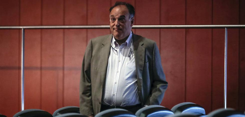 LaLiga pide la intervención judicial de la FEF
