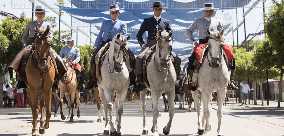 Programa completo de la Feria de Málaga 2017