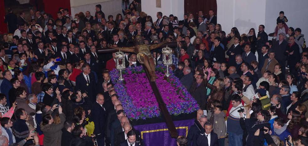 Zamarrilla solicitará que el Cristo de los Milagros presida el vía crucis de la Agrupación de 2018