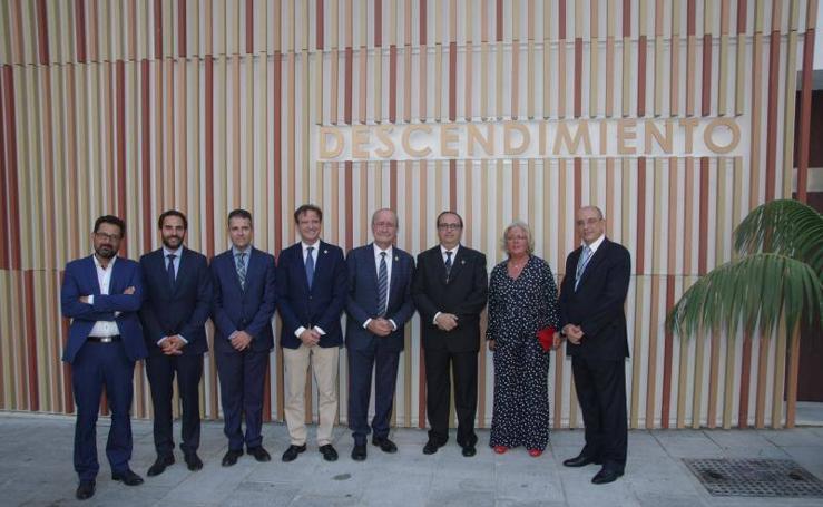 Fotos de la inauguración de la casa hermandad del Descendimiento