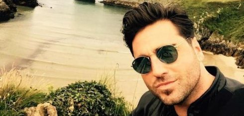 David Bustamante.