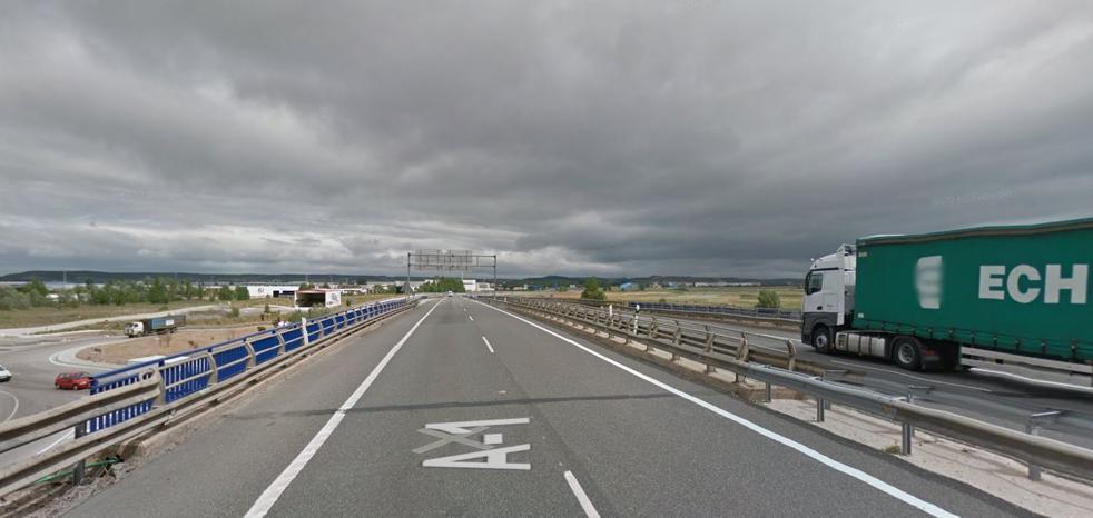 Un fallecido y ocho heridos en un aparatoso accidente en Burgos