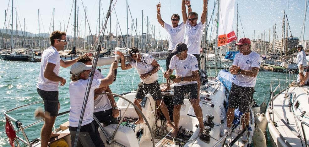 El 'Grupo Ceres' de Javier Banderas gana la Copa del Rey