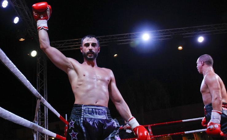 Clavero se corona campeón de España superwelte