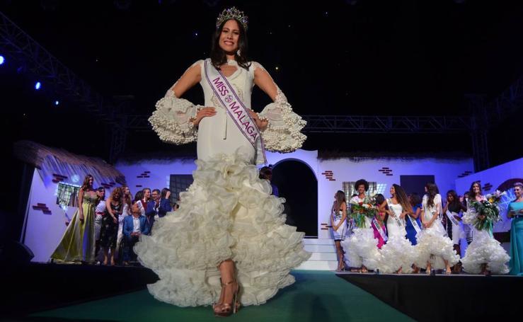 Gala Miss World España 2017 celebrada en Vélez-Málaga