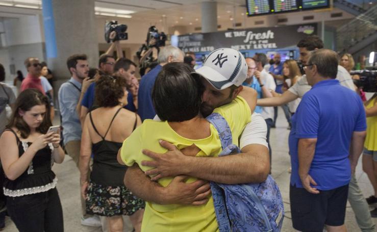 La vuelta a España de seis de los nueve heridos en el fatal accidente de la India