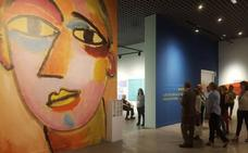 Los Jawlensky dan color al Museo Ruso