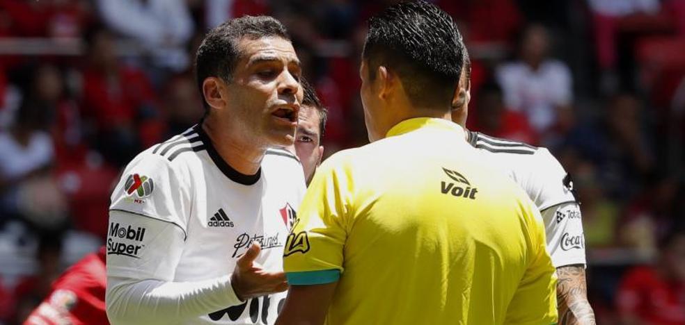 EE UU sanciona a Rafa Márquez por lazos con el narcotráfico