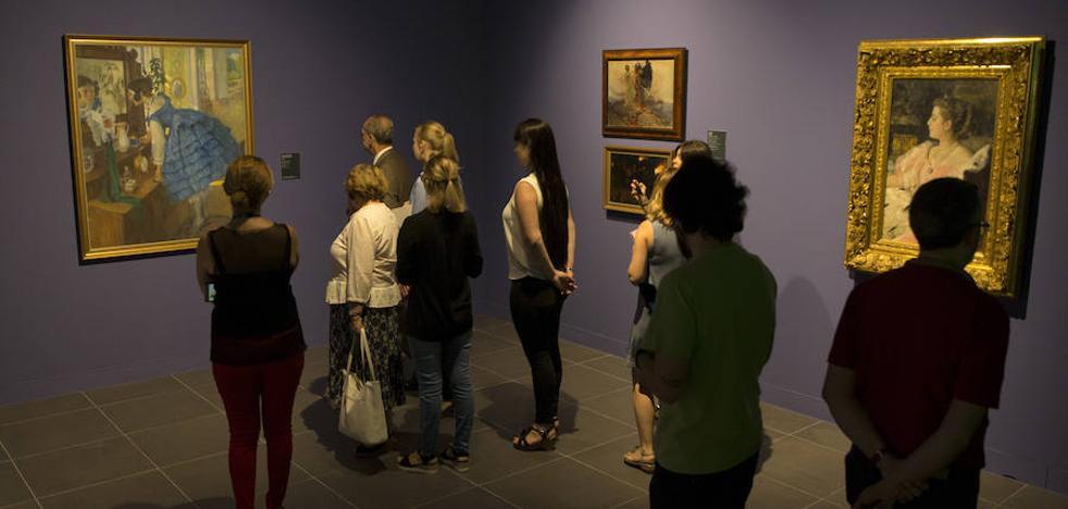 Jornadas de puertas abiertas en el Museo Ruso de Málaga