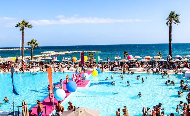 El Ocean Club de Marbella celebra su décimo aniversario