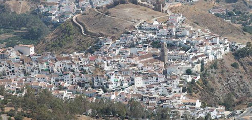 Encuentran a un anciano desaparecido durante varias horas en Álora