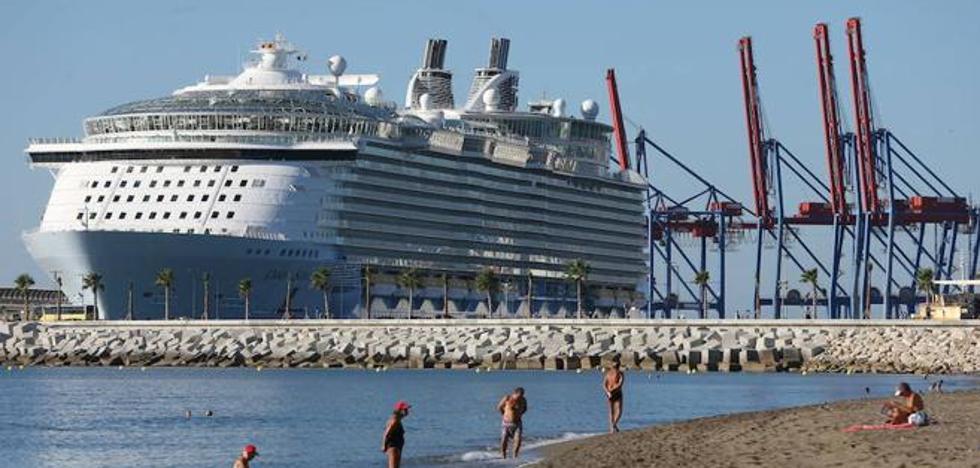 Málaga recibirá más de 10.000 pasajeros en seis cruceros durante la Feria de Málaga