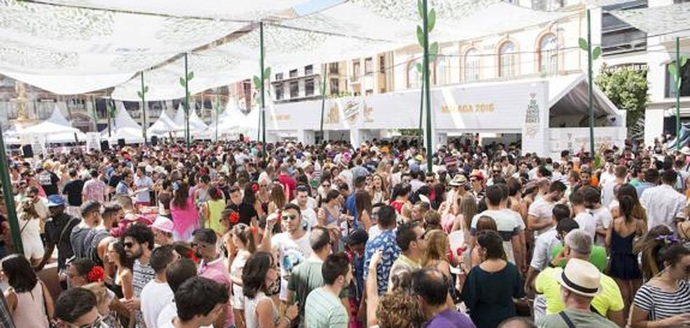 Los malagueños se gastarán hasta 30 euros de media en la Feria de Málaga e irán al menos dos días