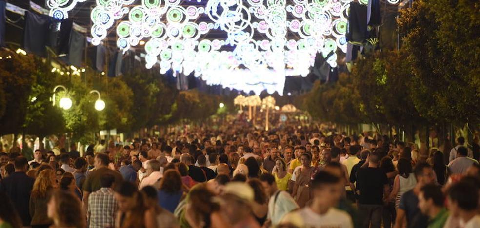 Cortes y desvíos de tráfico con motivo de la Feria de Málaga 2017