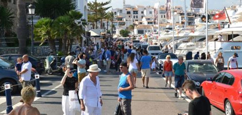 Detenidos en Marbella dos hombres por falsedad documental