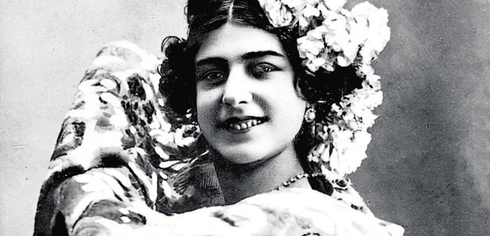 Rosario Monje 'La Mejorana'