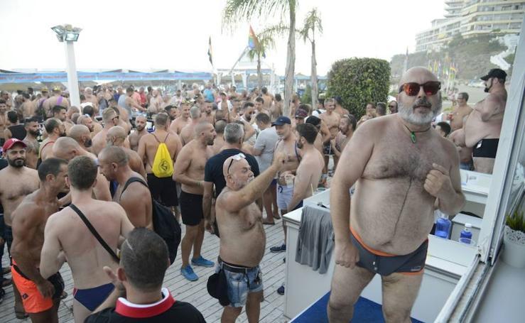 Torremolinos acoge el festival Mad Bear