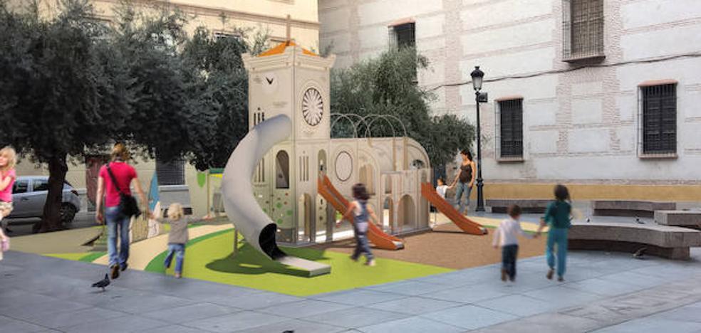 Málaga tendrá un parque infantil de temática cofrade