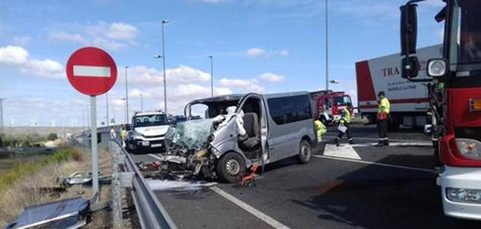 Una niña de 11 años muere en un accidente de tráfico en La Rioja