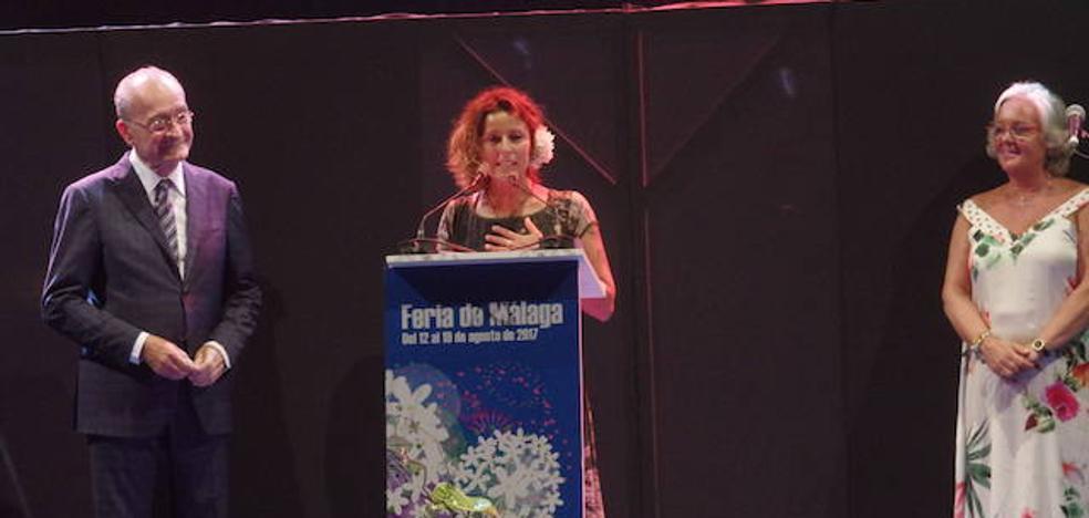 Texto íntegro del pregón de LaMari en la Feria de Málaga 2017