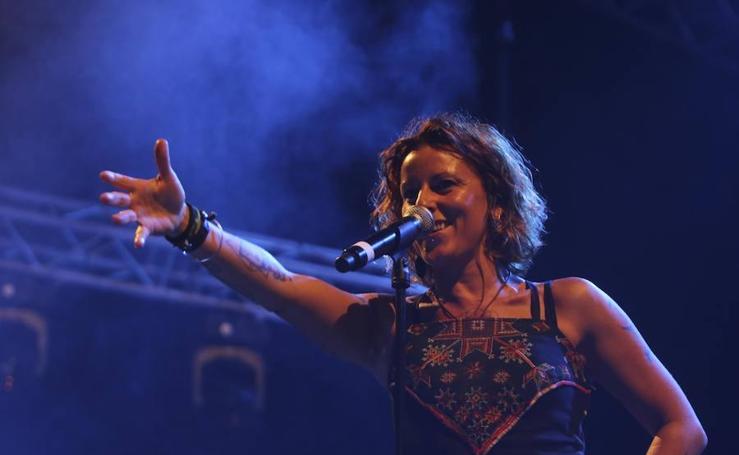 El concierto de Chambao, en imágenes