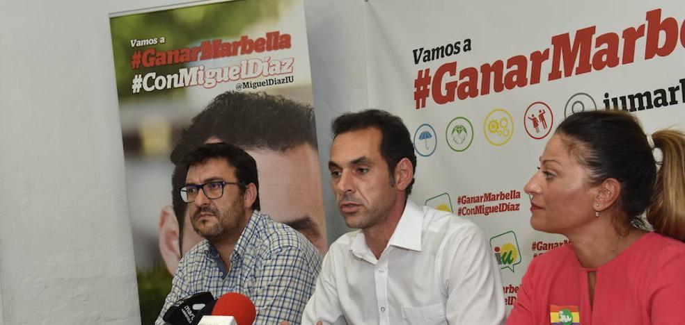 """IU considera una indecencia que OSP pacte """"con el partido más corrupto de España"""""""