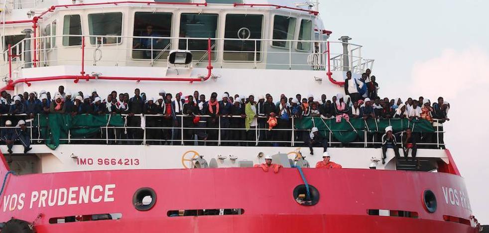 MSF suspende los rescates en el Mediterráneo por las restricciones de las autoridades libias