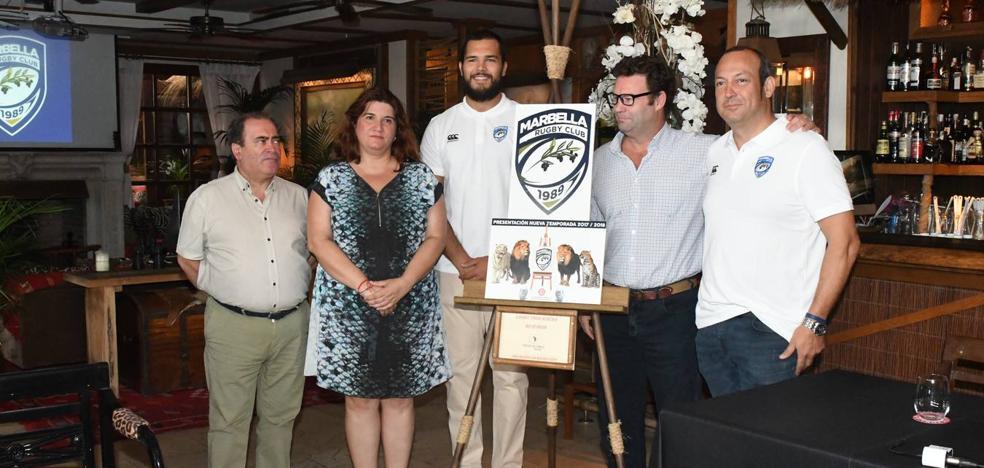 El Trocadero Marbella da otro paso hacia la elite del rugby