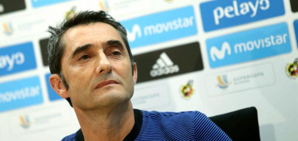 Valverde: «La baja de Neymar se suple mirando hacia adelante, no hacia atrás»