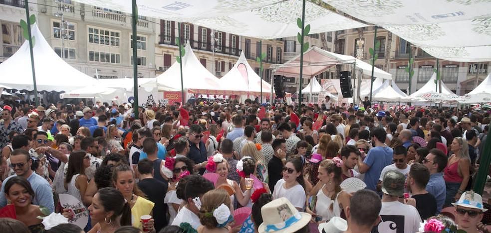 Agenda de ocio del lunes de Feria de Málaga