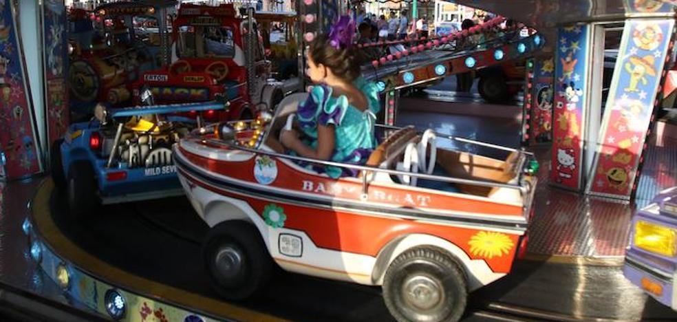 ¿Cuánto cuestan los cacharritos en la Feria de Málaga de 2017?