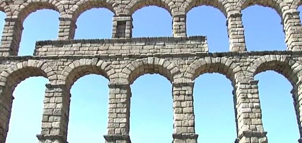 El acueducto de Segovia, en estado crítico