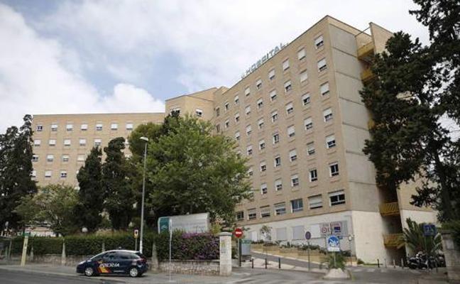Ingresa un joven en estado grave tras un apuñalamiento en la calle Carretería del Centro de Málaga