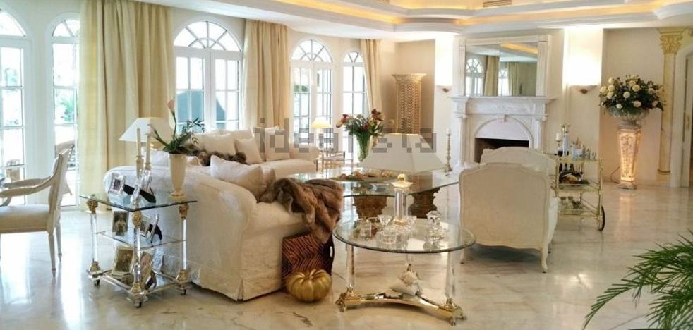 Un chalet de lujo en Marbella, la segunda vivienda más cara de España