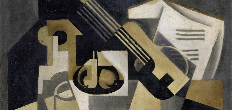 Gris y Blanchard se reencuentran en el Museo Thyssen de Málaga
